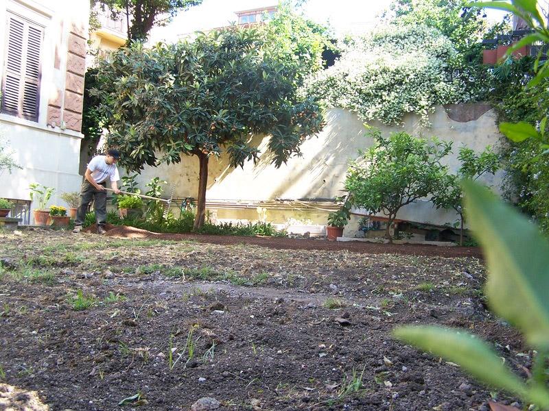 Tappeti erbosi e impianto di irrigazione