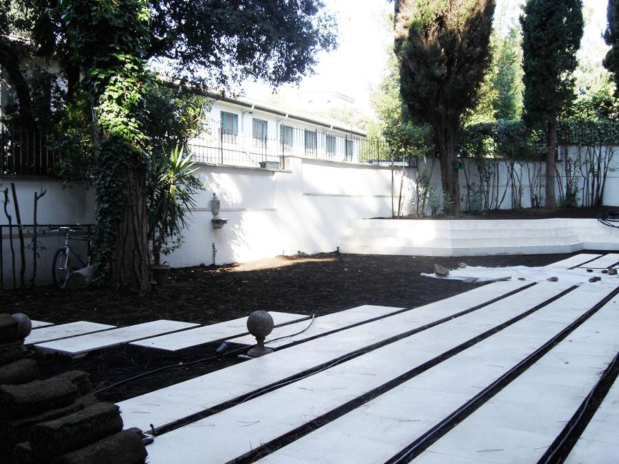Giardini e impianti di irrigazione