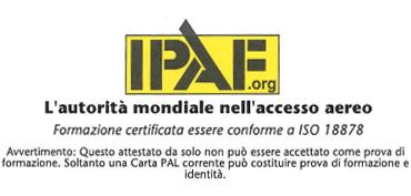 Certificazione IPAF