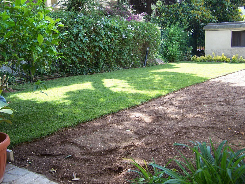 Tappeti erbosi e impianti di irrigazione